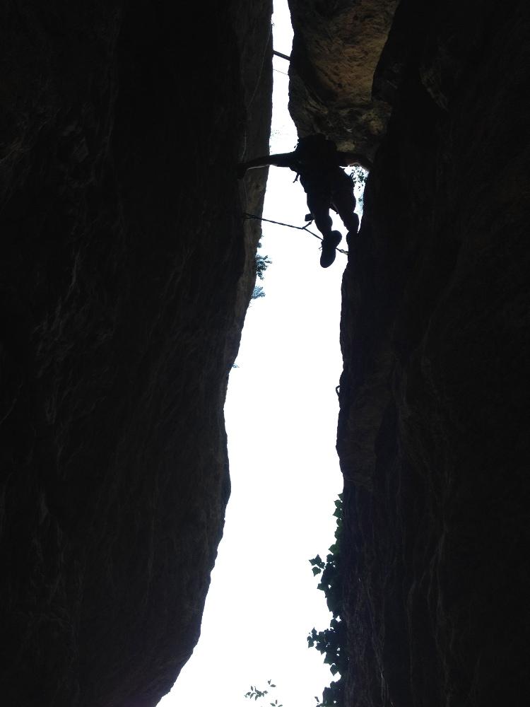 Canal de los Olmos, Montrebeï 12