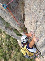 Triarca a la Paret del Grau, Coll de Nargo, Espagne 12