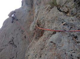 Triarca a la Paret del Grau, Coll de Nargo, Espagne 15