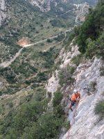 Camel a la Roca dels Arcs, Vilanova de Meïa, Espagne 15