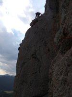 Triarca a la Paret del Grau, Coll de Nargo, Espagne 16