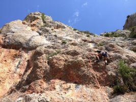 Del Manelet a la Paret del Grau, Coll de Nargo, Espagne 4