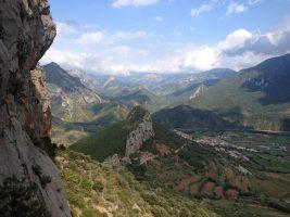 Triarca a la Paret del Grau, Coll de Nargo, Espagne 7
