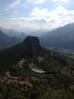 Del Manelet a la Paret del Grau, Coll de Nargo, Espagne 6