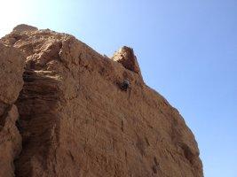 Hell Rock, Wadi Naqab, Émirats 14