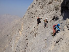 Stairway to Heaven, Wadi Litibah, Ras Al Khaimah, Émirats Arabes Unis 16