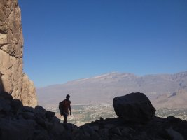 En attendant les lents, Al Hamra Tower, Oman 21
