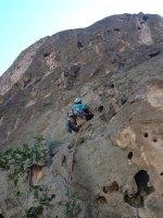Le vent l'emportera, Snake Canyon, Wadi Bani Awf, Bilad Seet, Oman 11