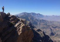 La crête de l'indien, Sharaf Al Alamein, Al Hamra, Oman 15