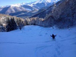 Cagire hivernale, Ariège 25