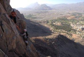 La Mama, Al Hamra Tower, Oman 33