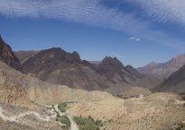 No Slicks, Pilier Ouest, Snake Canyon, Wadi Bani Awf, Oman 12