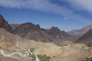 No Slicks, Pilier Ouest, Snake Canyon, Wadi Bani Awf, Oman 9