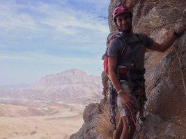 Luadabuam Pillar, Karnräbäb, Jebel Kawr, Oman 10