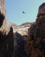 Snake canyon, Jebel Akhdar 12