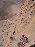 Luadabuam Pillar, Karnräbäb, Jebel Kawr, Oman 15