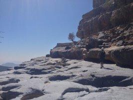 Ferrata du Jebel Shams, Jebel Akhdar 17