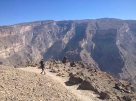 Ferrata du Jebel Shams, Jebel Akhdar 3