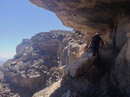 Ferrata du Jebel Shams, Jebel Akhdar 23