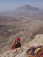 Luadabuam Pillar, Karnräbäb, Jebel Kawr, Oman 20