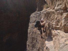 Snake canyon, Jebel Akhdar 5