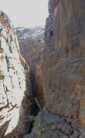 Snake canyon, Jebel Akhdar 9