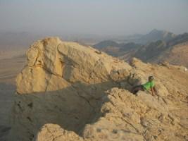 Hatta Crag, Sport climbing, Oman 13