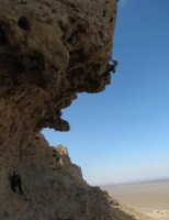 Hatta Crag, Sport climbing, Oman 12