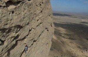 Hatta Crag, Sport climbing, Oman 8