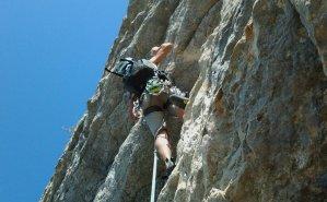 Pornostar a la Roca Alta, Vilanova de Meïa, Espagne 8