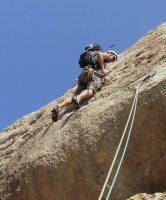 Basalm del Tigre a la paret Bucolica, Oliana, Espagne 9