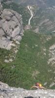 Punsola-Reniu al Cavall Bernat, Montserrat 10