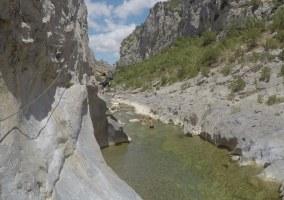 Gorges de Gouleyrous, Pyrénées-Orientales, France 12