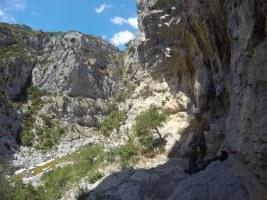 Gorges de Gouleyrous, Pyrénées-Orientales, France 13
