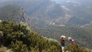 Pornostar a la Roca Alta, Vilanova de Meïa, Espagne 18