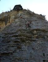 Sport climbing, Rodellar, Espagne 1