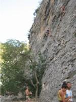 Sport climbing, Rodellar, Espagne 8