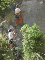 Sport climbing, Rodellar, Espagne 16