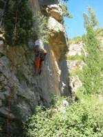 Sport climbing, Rodellar, Espagne 17