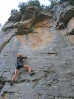 Sport climbing, Rodellar, Espagne 19