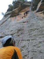 Sport climbing, Rodellar, Espagne 20