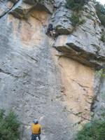 Sport climbing, Rodellar, Espagne 22
