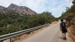 Monte Oro, Santa Maria Navarrese, Sardaigne 3