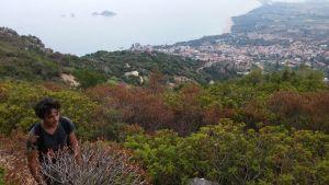 Monte Oro, Santa Maria Navarrese, Ogliastria, Sardaigne 6