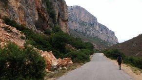 17. route vers Pedra Longa