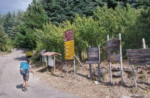 Punta La Marmora, Sardaigne 1