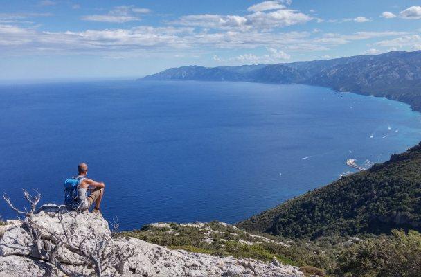 Monte Irveri, Cala Gonone, Golfo di orosei, Ogliastra, Sardaigne 2