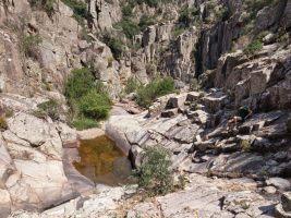 Cascata Piscina Irgas, Villacidro, Sardaigne 10
