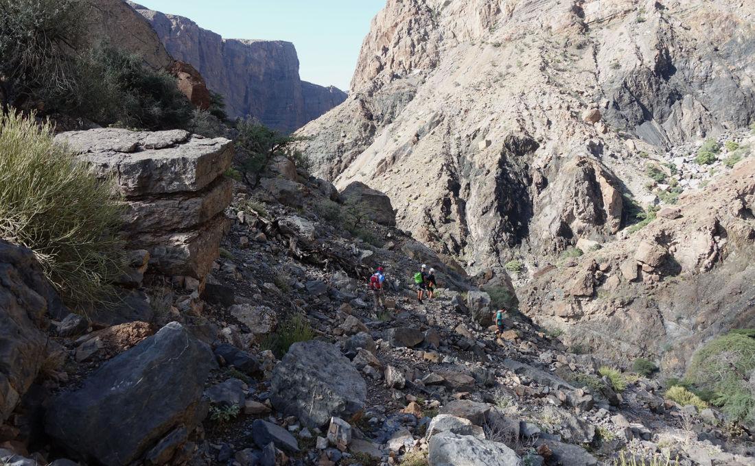 Wadi Saada, Sayq Plateau 7