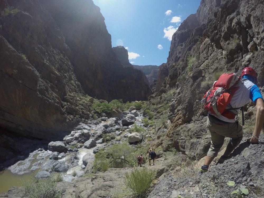 Wadi Saada, Sayq Plateau 23